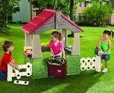Garden Play Area for Kids